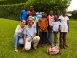 Uganda-Reise 2018: Mit den Kindern in Mbale